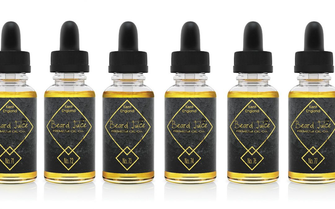 Beard Juice 7X Range of Beard Oils