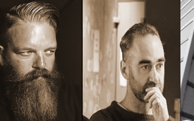 New Faces for the Beard Juice Website