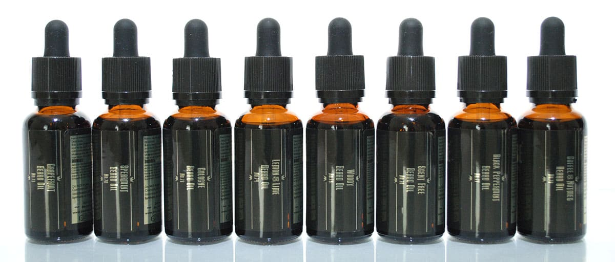 Beard Juice. Premium Beard Oil UK