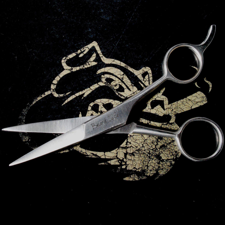 beard trimming scissors