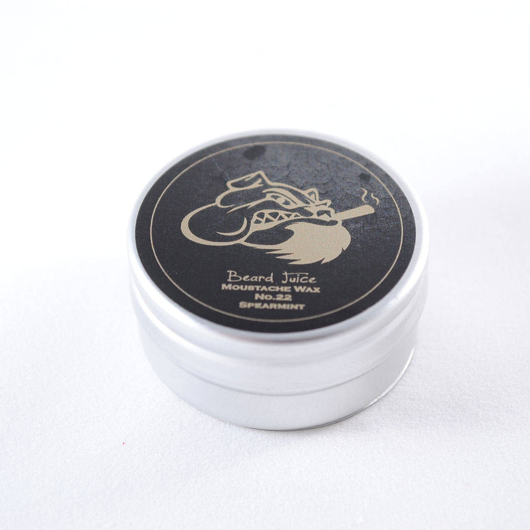 Spearmint Moustache wax