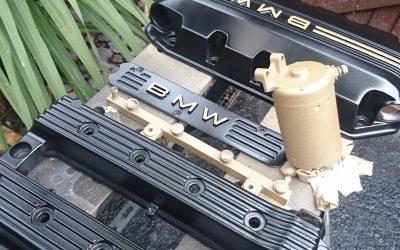The Beard Juice BMW K100 Cafe Racer