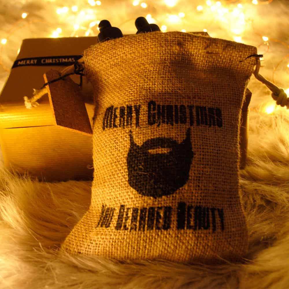 bearded beauty gift bag
